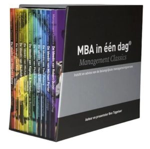 MBA in één dag - cd box Classics I
