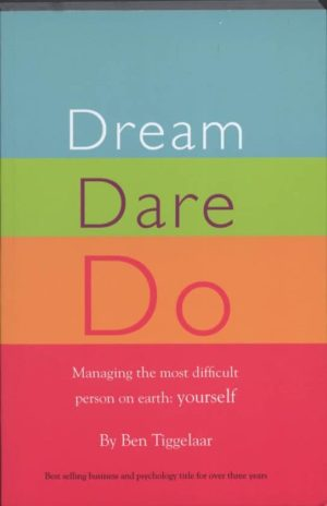 Dream Dare Do - the book