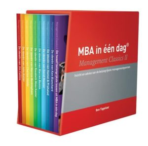 MBA in een dag - cd box